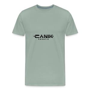 Canik Fanatik Standard Logo - Men's Premium T-Shirt