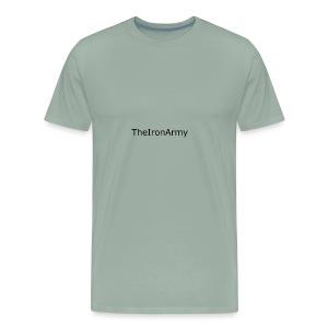 TheIronArmy T-Shirt - Men's Premium T-Shirt