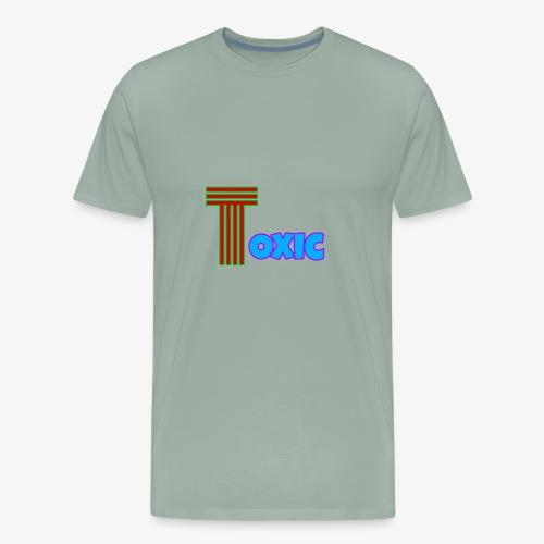 Toxic Merch - Men's Premium T-Shirt