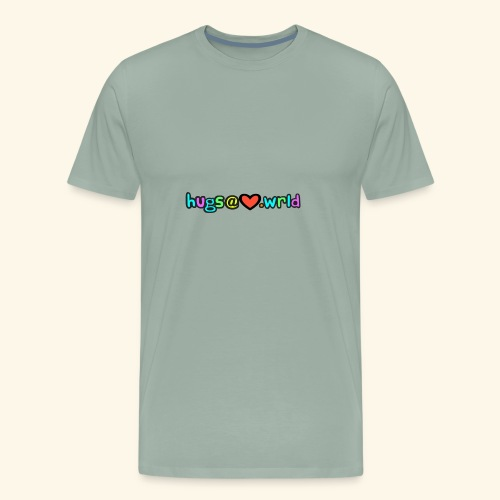 Love Email - Men's Premium T-Shirt