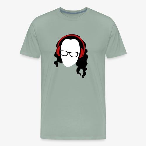 Brandy Bunch Face - Men's Premium T-Shirt