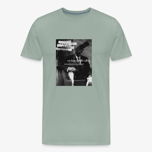 War Head Design - Men's Premium T-Shirt
