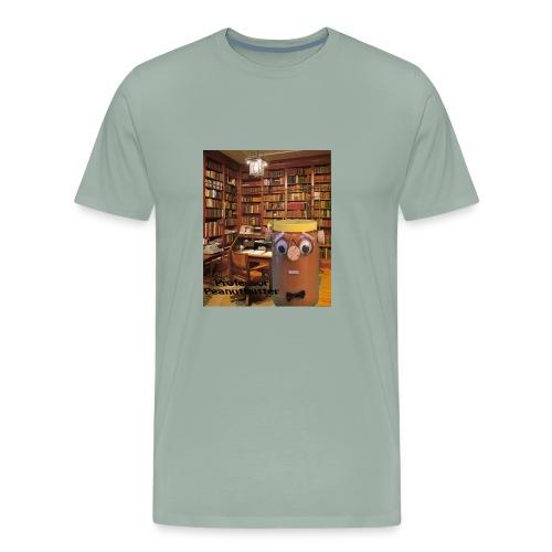 Professor Peanutbutter - Men's Premium T-Shirt