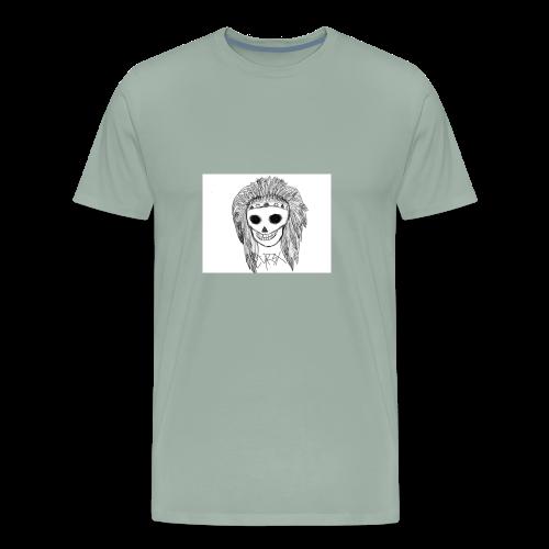 BONES CYR3X - Men's Premium T-Shirt