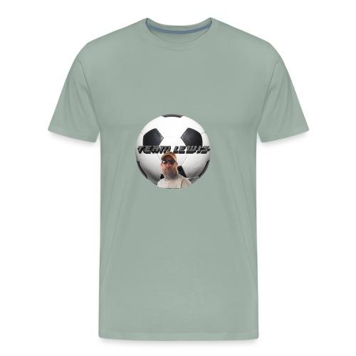 teamlewis01 - Men's Premium T-Shirt