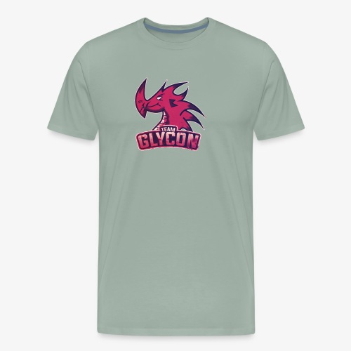 Glycon Dragon - Men's Premium T-Shirt