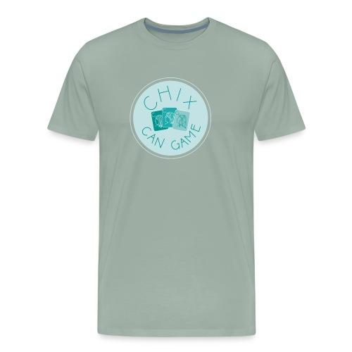 Chix Can Game - Men's Premium T-Shirt