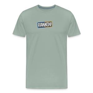 PrankON Logo - Men's Premium T-Shirt