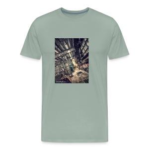 NYC Street 1 - Men's Premium T-Shirt