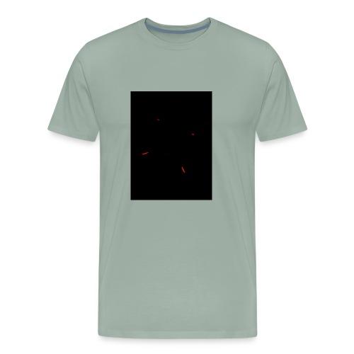 Orange lights - Men's Premium T-Shirt