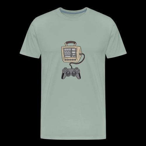 Funny Gaming Shirt I Videogames Cool Gamer Gifts - Men's Premium T-Shirt