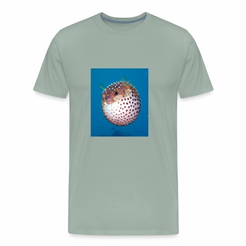 Puffer Up - Men's Premium T-Shirt