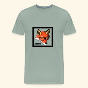 JBFox - Men's Premium T-Shirt