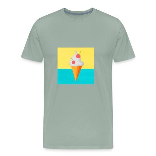Ice Cream - Men's Premium T-Shirt