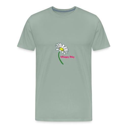 Whoopsy Daisy Tee - Men's Premium T-Shirt