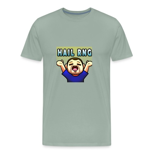 DTBlayde Hail RNG - Men's Premium T-Shirt