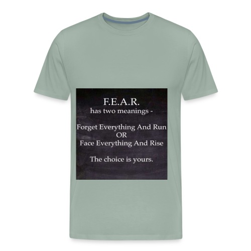 F.E.A.R. - Men's Premium T-Shirt