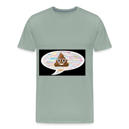 HTSS Global Design - Men's Premium T-Shirt