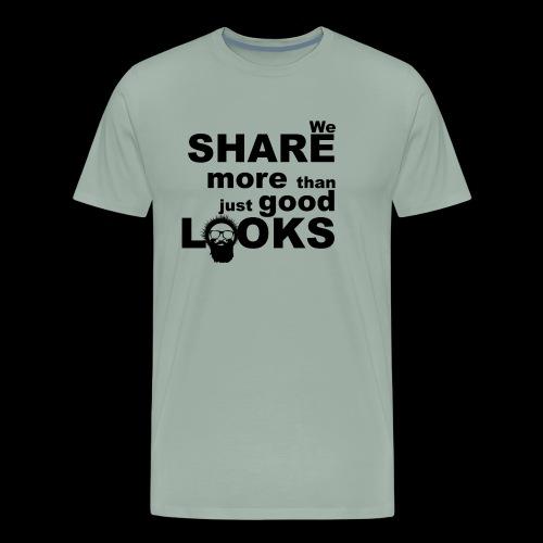 Wild Eskimos share more than just good looks - Men's Premium T-Shirt