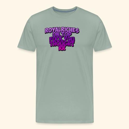 rrontop - Men's Premium T-Shirt