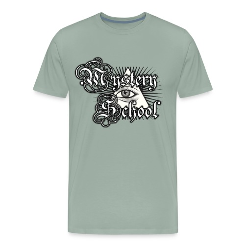 Mystery School - Men's Premium T-Shirt