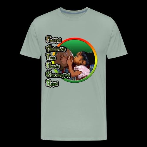 Father 3 - Men's Premium T-Shirt