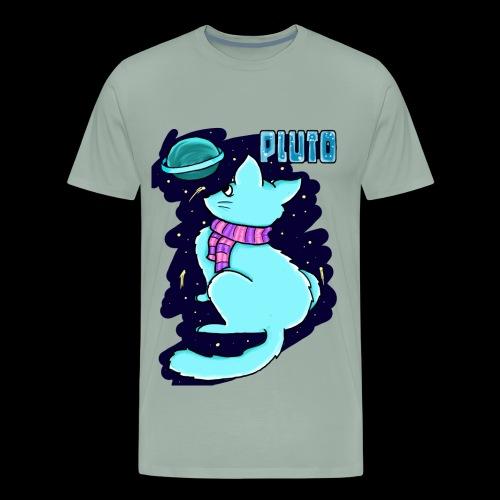 Pluto Kitty - Men's Premium T-Shirt