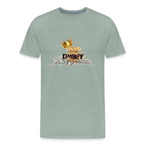 DAJUAN NEW LOGO 15 - Men's Premium T-Shirt