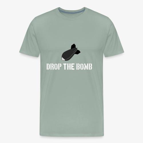 Drop the Bomb - Men's Premium T-Shirt