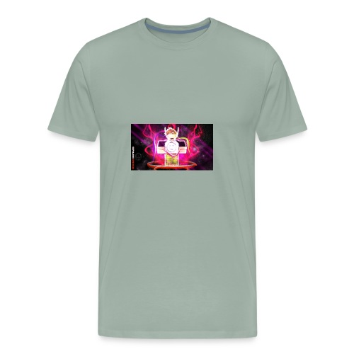 Fire Army Merchj - Men's Premium T-Shirt