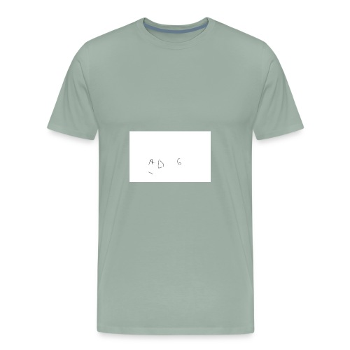 ao6 mirch - Men's Premium T-Shirt