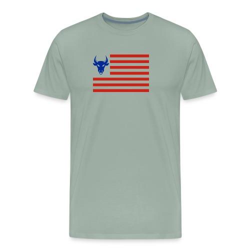 PivotBoss Flag - Men's Premium T-Shirt