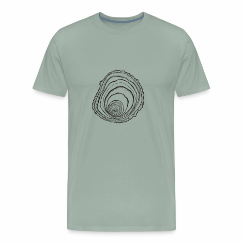 Tree Ring - Men's Premium T-Shirt