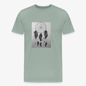 dream catcher - Men's Premium T-Shirt