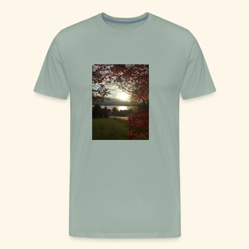 Bemus Point - Men's Premium T-Shirt