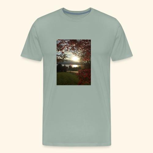 Bemus Point - Men's Premium T-Shirt