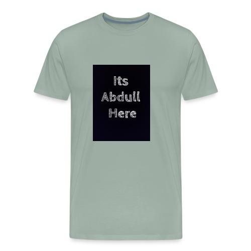 Abdull - Men's Premium T-Shirt