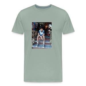 Ayushman Pokhrel's Merch - Men's Premium T-Shirt