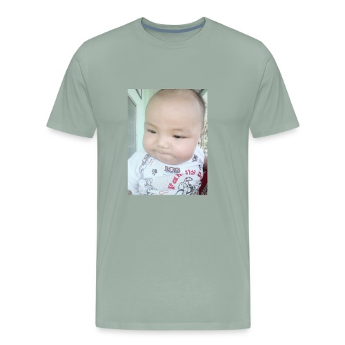 The angel - Men's Premium T-Shirt