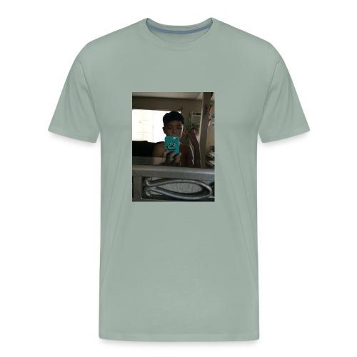 918CC017 AD8F 4C2D B7FC AE5E9A33BFDB - Men's Premium T-Shirt