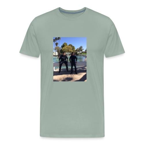 DDA457CA 8017 416C A815 78B1C1CBDFBF - Men's Premium T-Shirt
