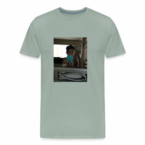 2AC708B8 231C 4766 98F9 41CDC1F96D93 - Men's Premium T-Shirt
