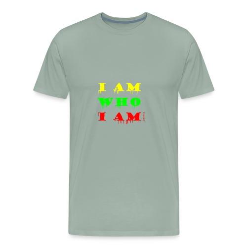 I Am Who I am - Men's Premium T-Shirt