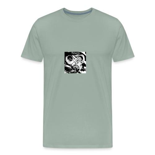 Clapkingenetics - Men's Premium T-Shirt