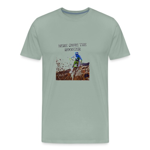 MX Rooster - Men's Premium T-Shirt