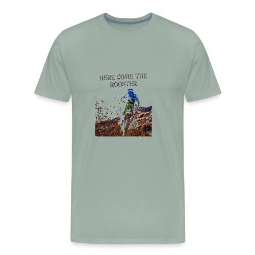 MX Rooster - Men's Premium T-Shirt