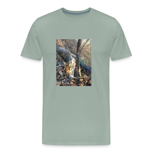 Deer Down - Men's Premium T-Shirt