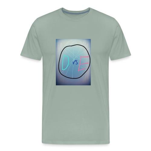 4E4D00FD CF97 46D7 9AFC 4F86443D5686 - Men's Premium T-Shirt