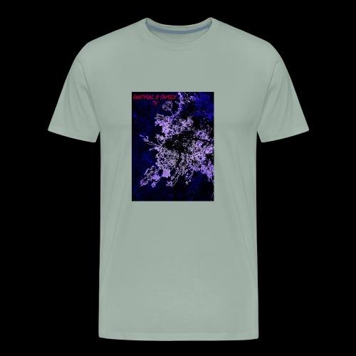 GOATYGAL & FAMILY TV - Men's Premium T-Shirt