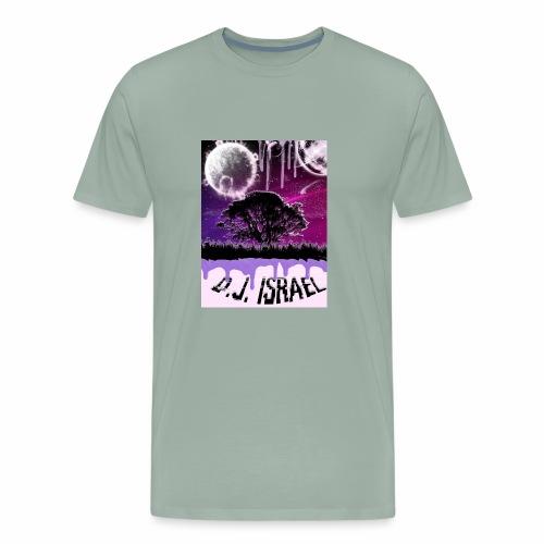 TOF Family Custom Dj Israel syrup - Men's Premium T-Shirt